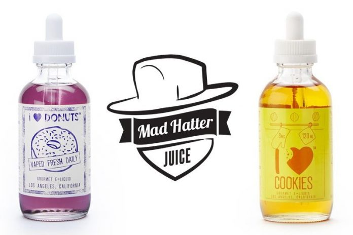 Mad Hatter E-Liquid