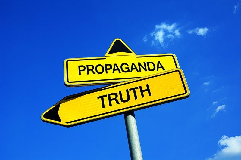 Propaganda vs Truth
