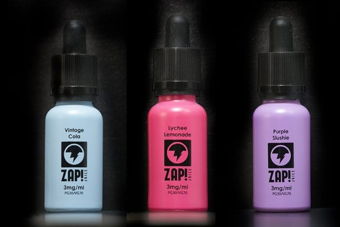 Zap Juice E-Liquid