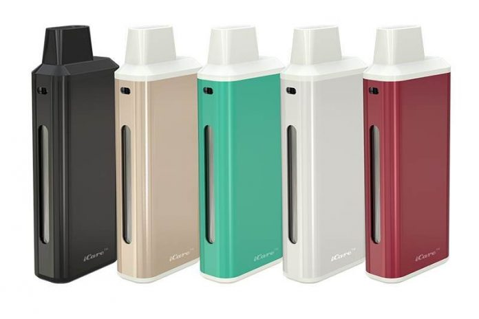 Eleaf iCare colors