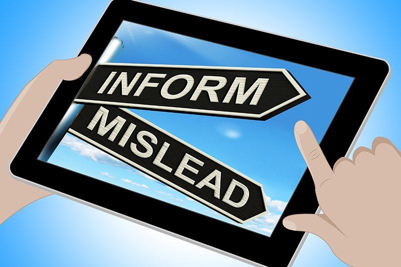 Inform - Mislead