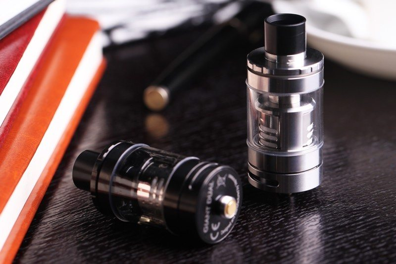 Vaporesso Giant Dual studying