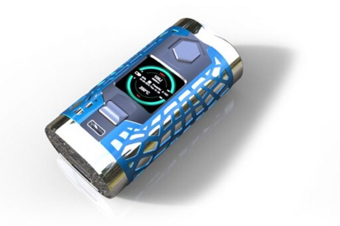 YiHi SXmini G+ Class blue lattice