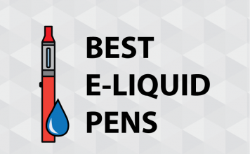 Best E-Liquid Vape Pens 2016