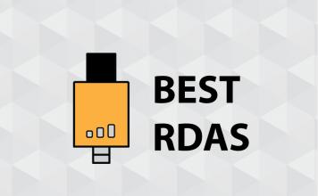 Best RDAs