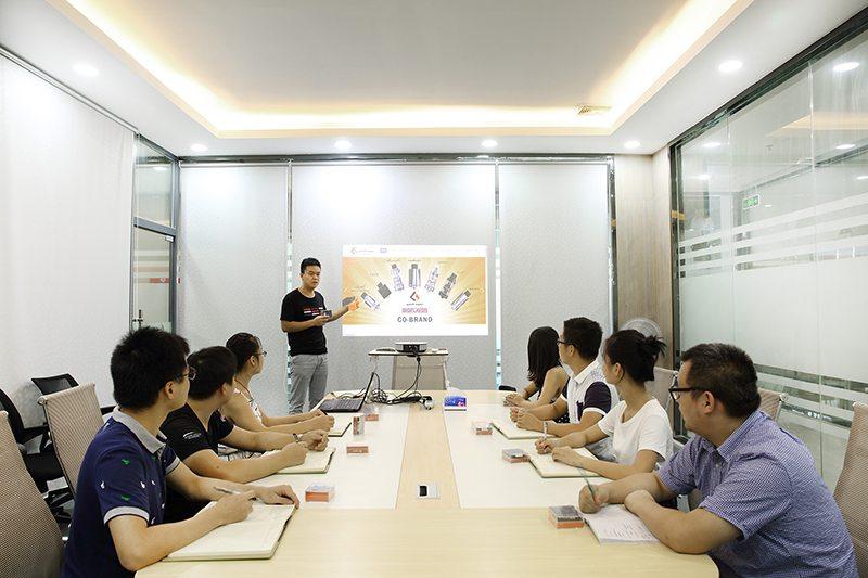 GeekVape Meeting Room