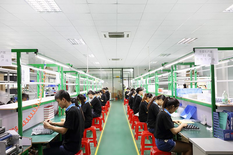 GeekVape Production Line