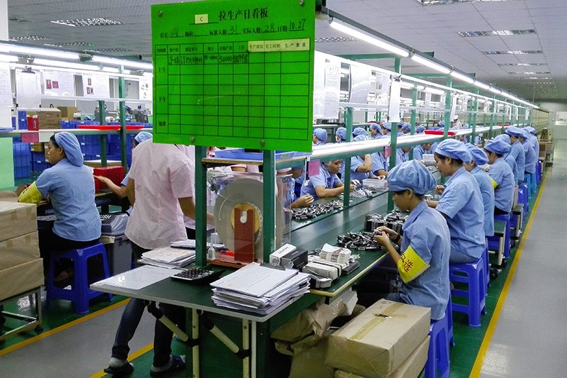 Kangertech Product Assembly/Packaging