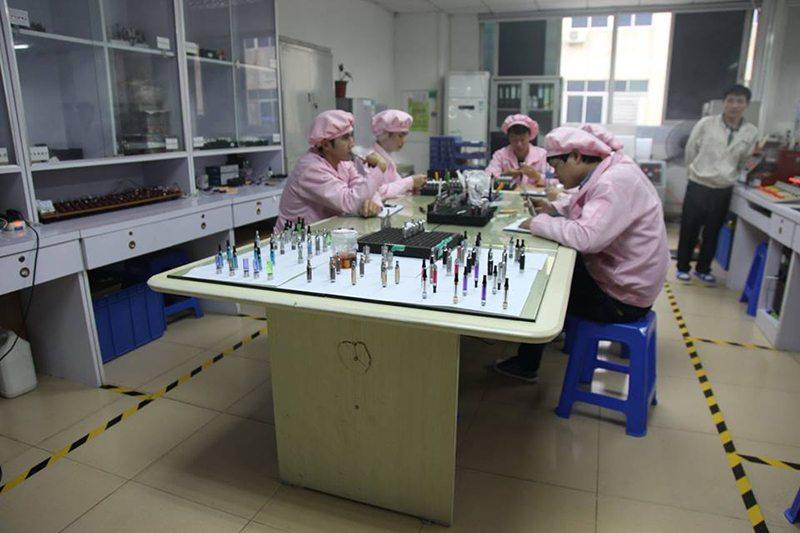 Kangertech Product Testing