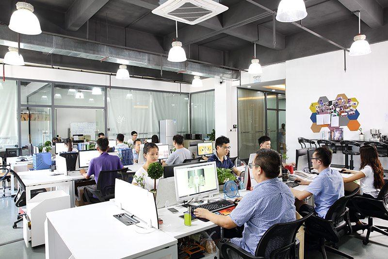 GeekVape Office Department
