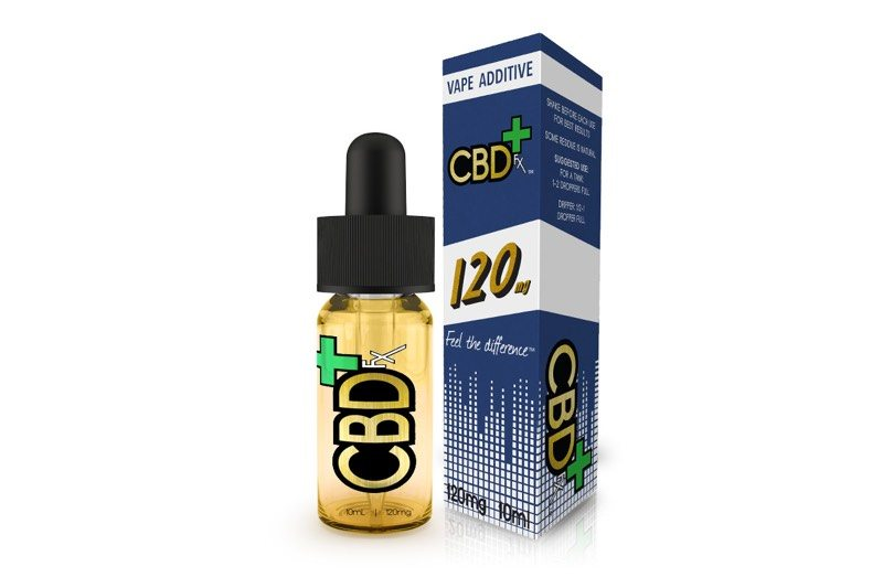 CBDfx Vape Additive 120mg