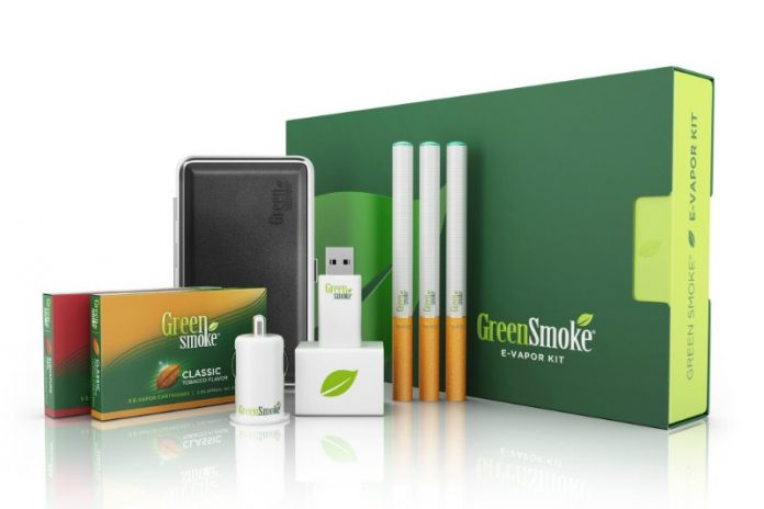 greensmoke-e-vapor-kit