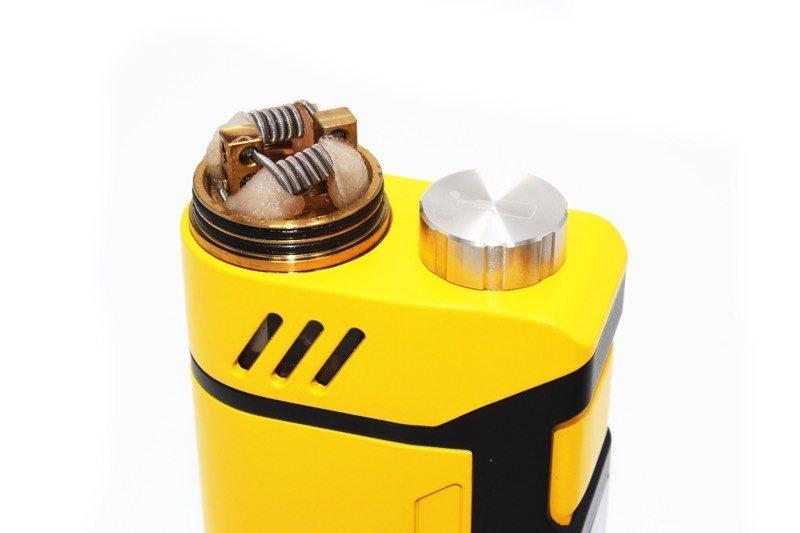 iJoy RDTA Box 200W atomizer