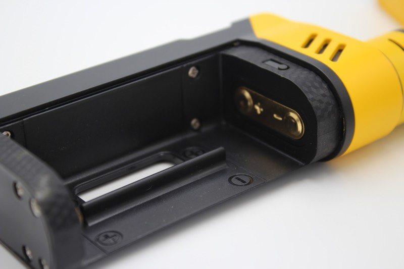iJoy RDTA Box 200W battery case