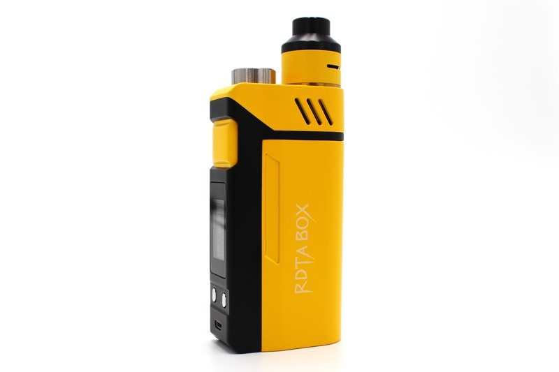 iJoy RDTA Box 200W yellow