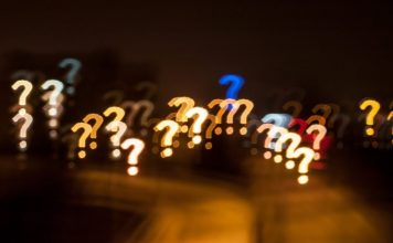 city-bokeh-question-marks