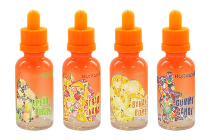 Hooloo E-liquid Review