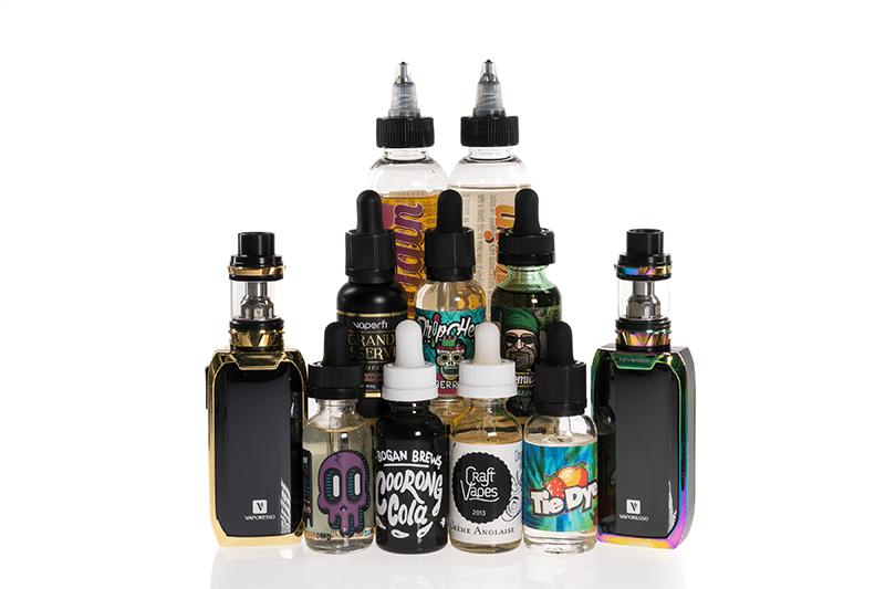 E-liquid-flavors