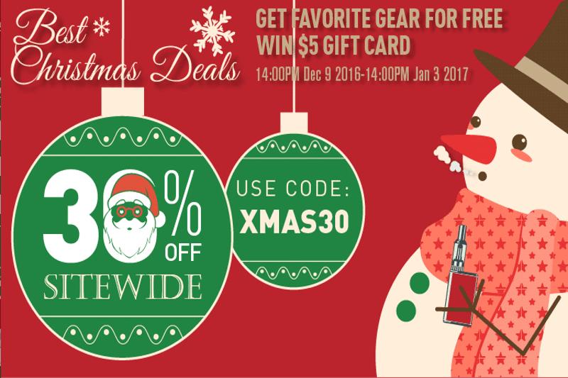 Heaven Gifts Massive Christmas Savings - Vaping360