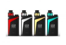 SMOK Skyhook 220W RDTA Box Mod Kit