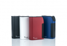 Teslacigs Three 150W Box Mod
