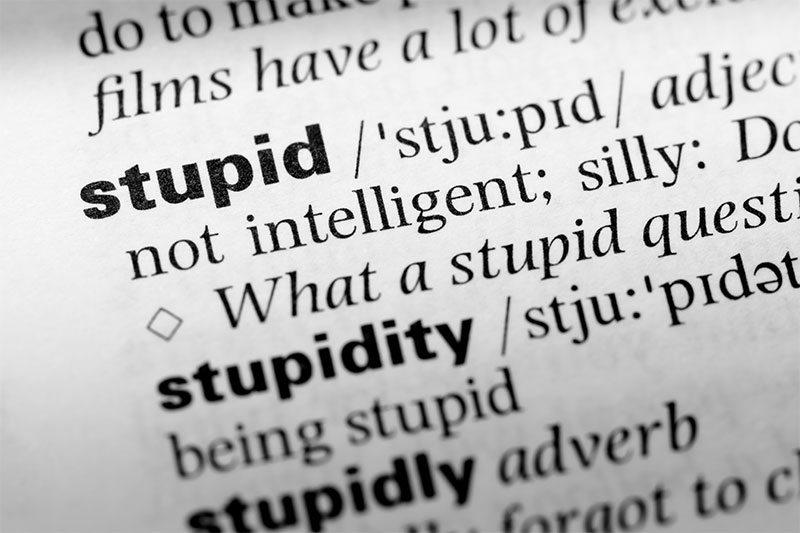 5-stupidity