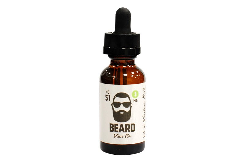 Beard Vape No51