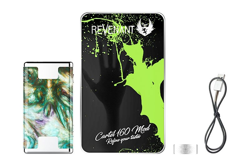 Revenant Cartel 160