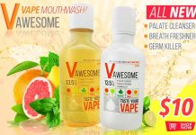 Vawesome Mouthwash