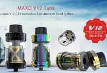 iJoy Maxo V12 Sub-Ohm Tank