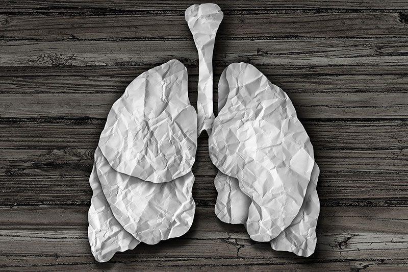 vaping lung function improving
