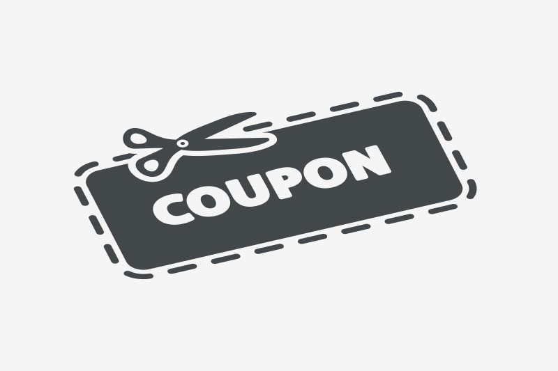 use coupon codes to save money