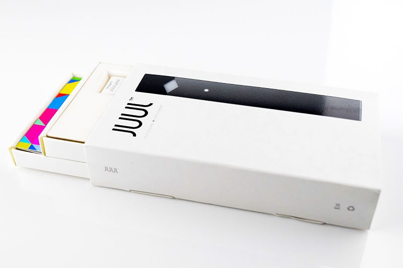JUUL packaging