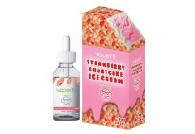 Strawberry Shortcake Ice Cream E-Liquid