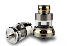 Coil Master Monstruito Flying Saucer RDA V2
