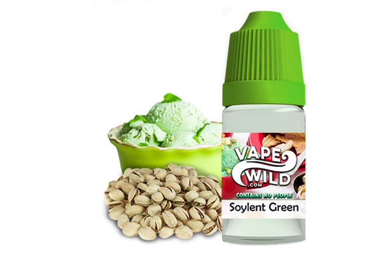 soylent-green e-liquid