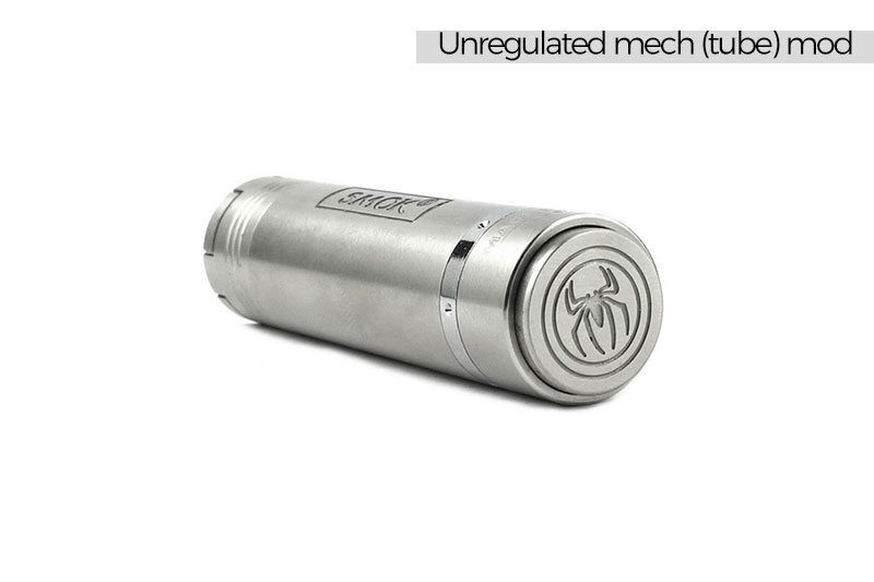 unregulated-tube-mod