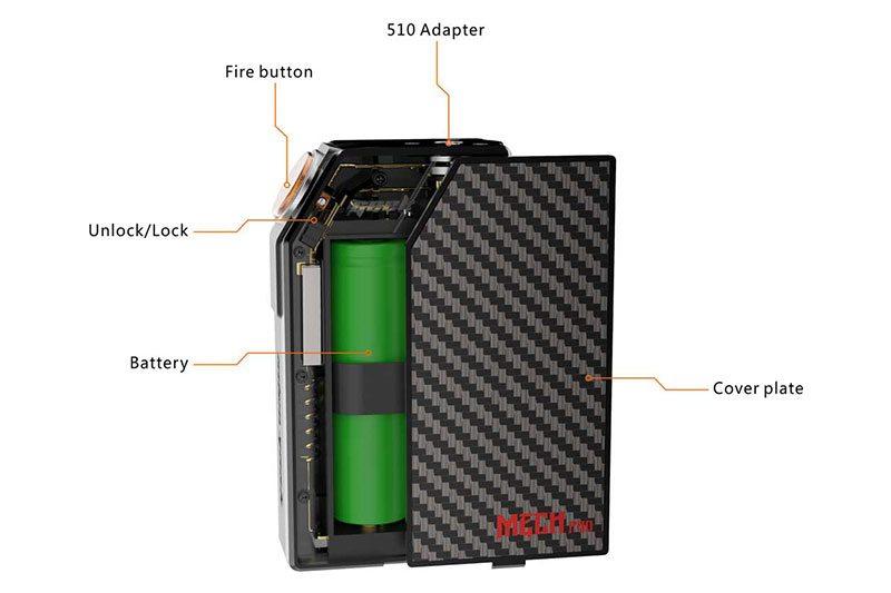 Geekvape-mech-pro-kit