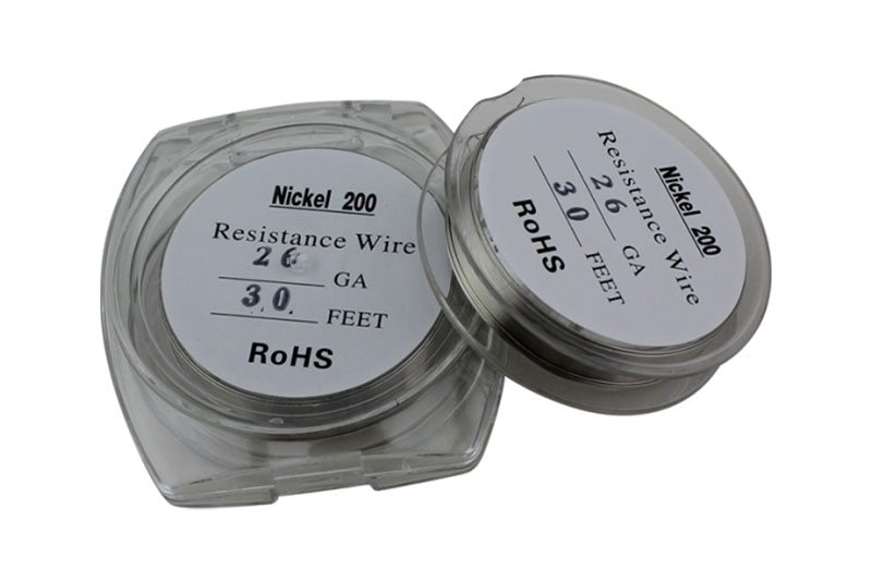 Nickel-vaping-wire