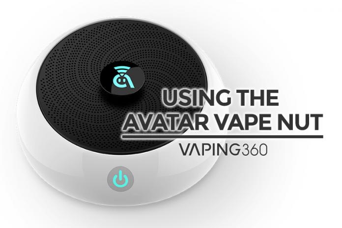 avatar vape nut video review
