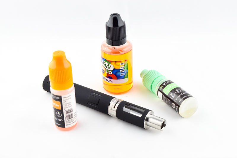 how to vape e-liquid vape pen