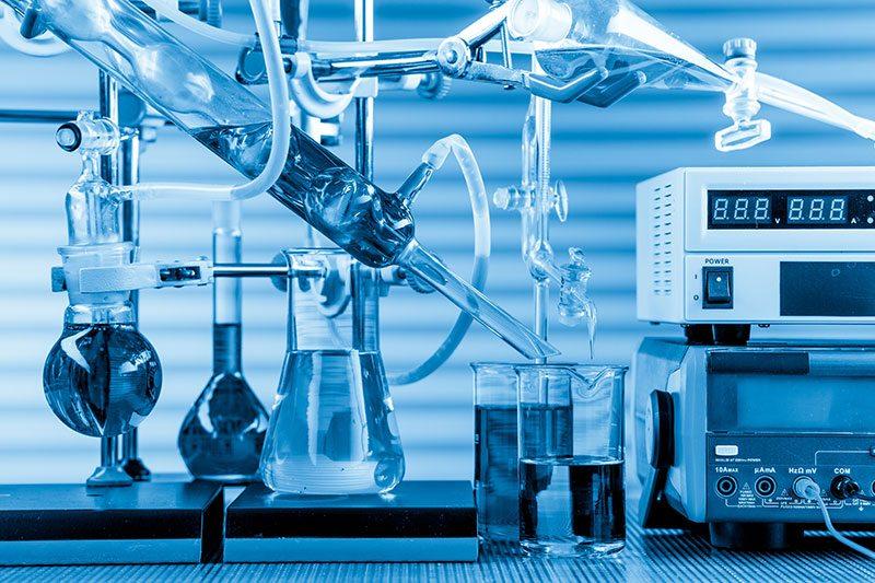 portland-state-study-laboratory benzene