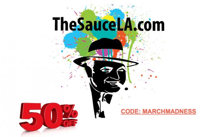 The Sauce LA March Madness Sale