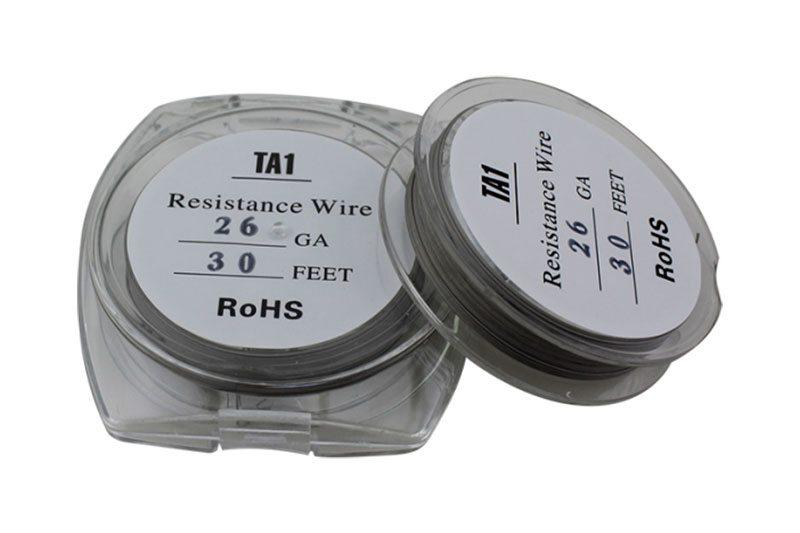 titanium-vaping-wire