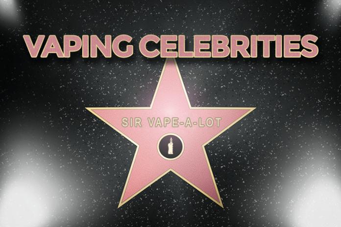 vaping-celebrities