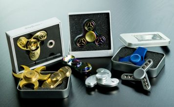 Fidget-Spinner-Collection