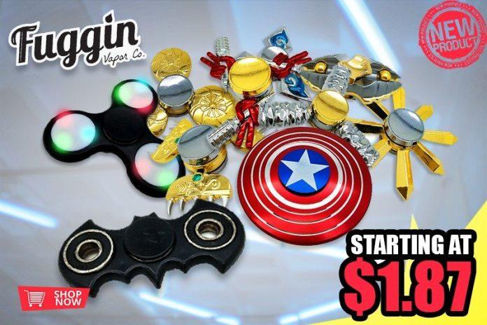 Fuggin Fidget Spinners