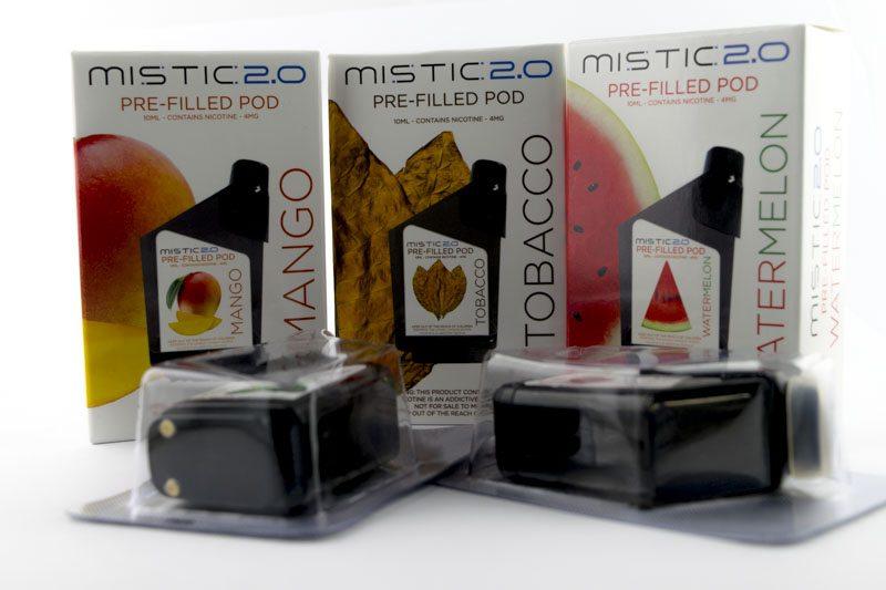 Mistic 2 pod mod