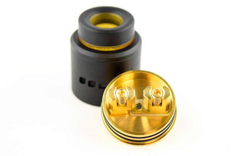 Twisted Messes Skills RDA review: A Tasty Cloud Maker