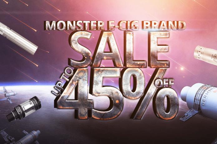 Gearbest Monster Sale